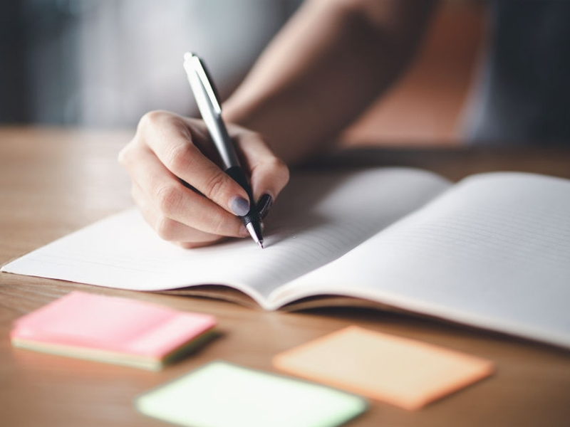How to write a short essay format