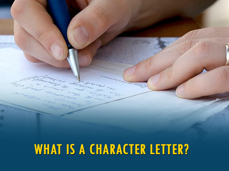 What is a Character letter